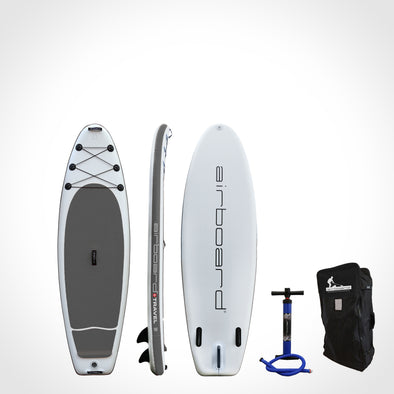 Airboard TRAVEL Black 9'6''