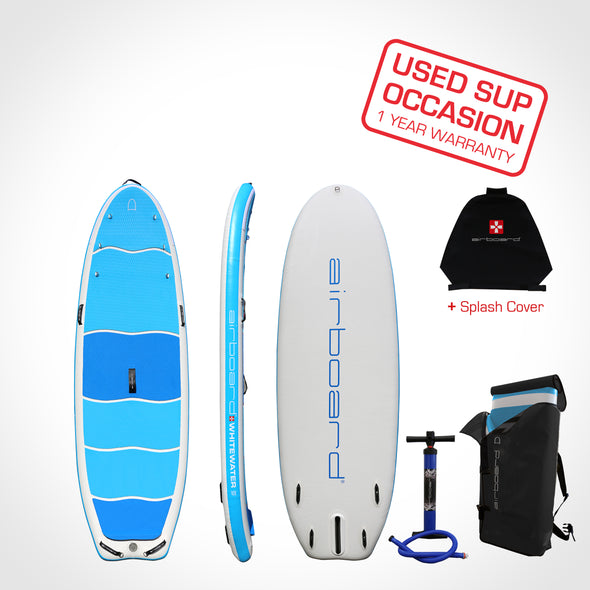 Airboard WHITEWATER Big 9'6'' - Occasion
