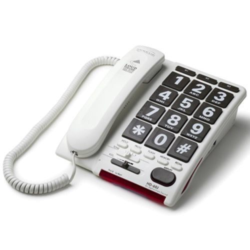 Serene Innovations JUMBO-KEYED Amplified (up to 55+dB) Telephone
