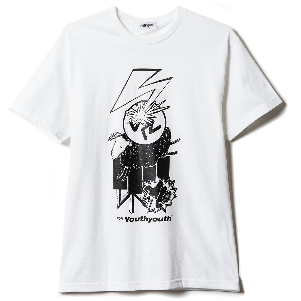 YOUTH BRIGADE T-shirt - White
