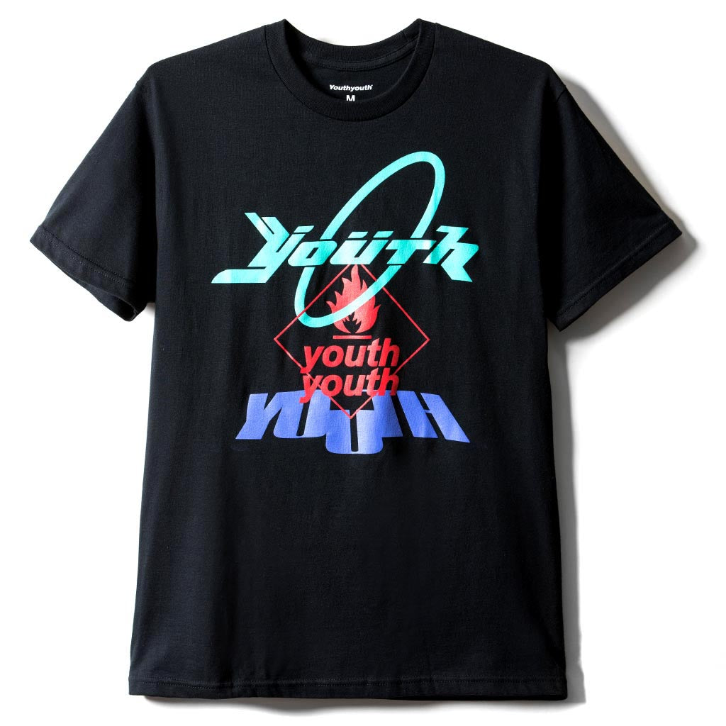 YOUTH TOUR T-shirt - Black