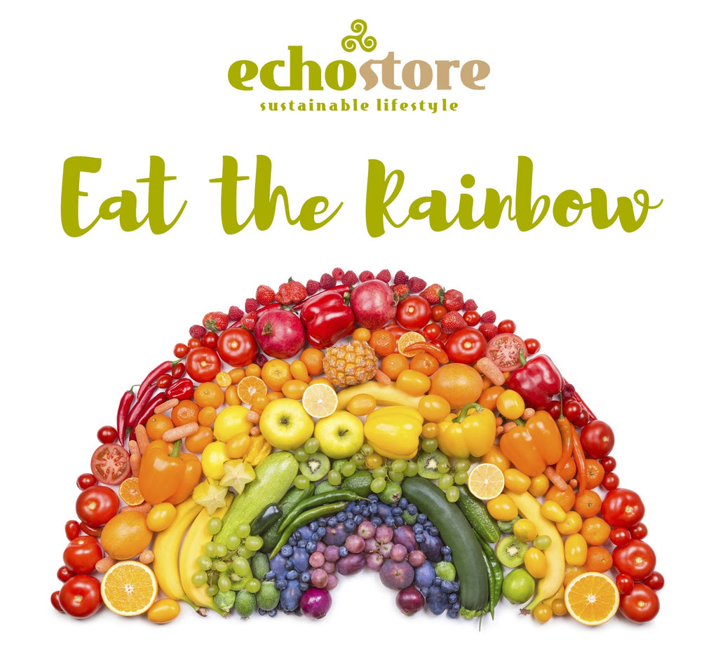 Rainbow diet:  A Colorful Way toward Better Nutrition