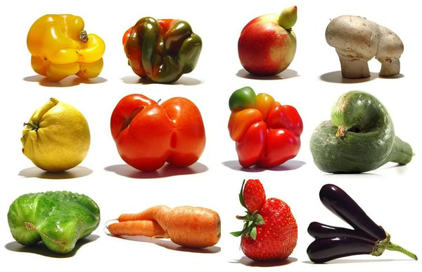 The Hidden Beauty of Ugly Fruits and Veggies
