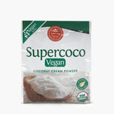 Supercoco Vegan Coconut Cream Powder 25g
