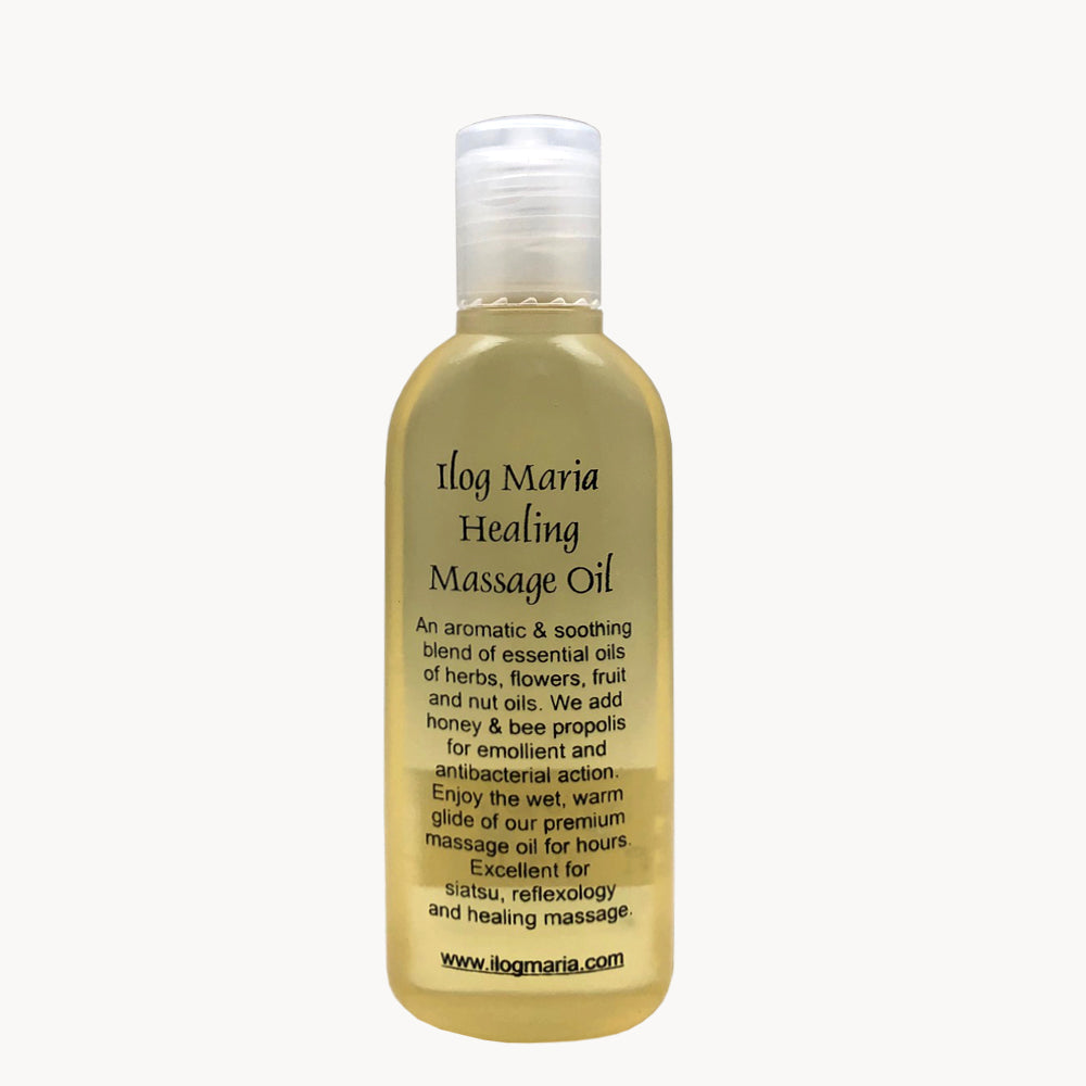 Healing Massage Oil