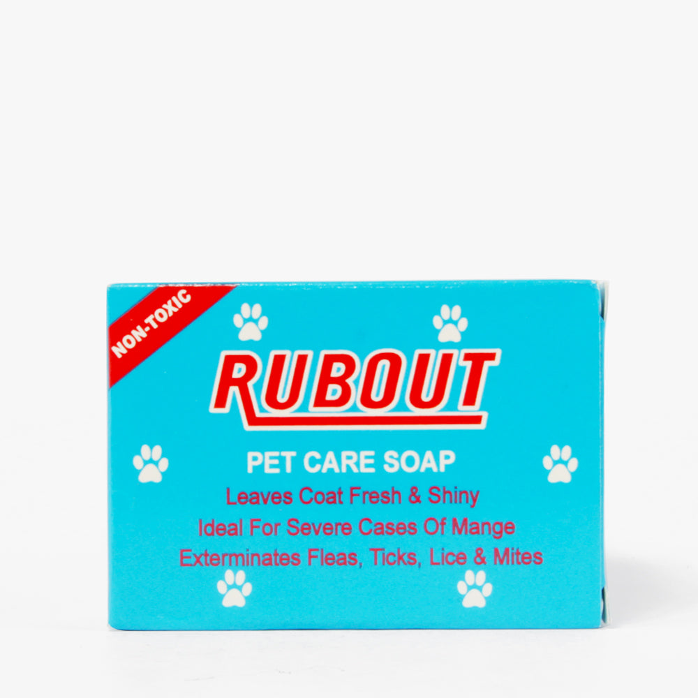 Rubout Dog Soap