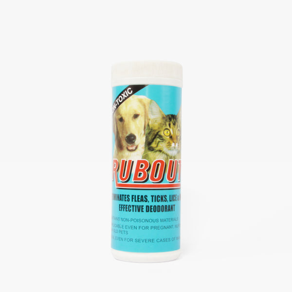 Rubout Pet Care Powder 150g