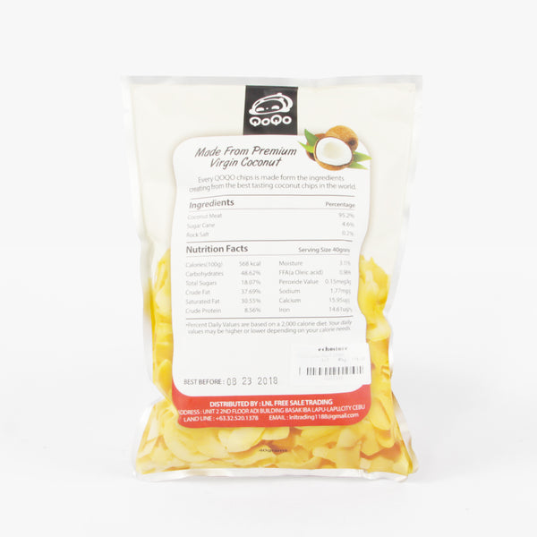 Qoqo Coconut Chips