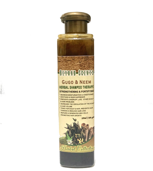 Beyond Scents Gugo and Neem Herbal Shampoo 250ml