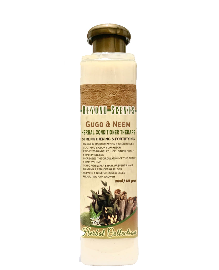 Beyond Scents Gugo and Neem Herbal Conditioner 250ml