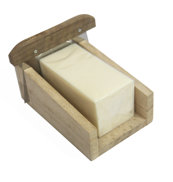 Soap Cutter with Soap Block