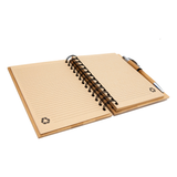 Bamboo Notebook w/ Ballpen