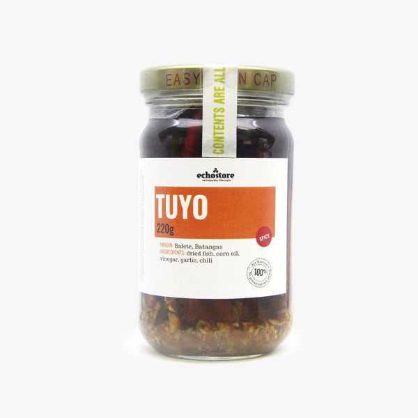 Tuyo in Oil 220g - Spicy