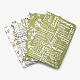 Notebooks (Set of 4)