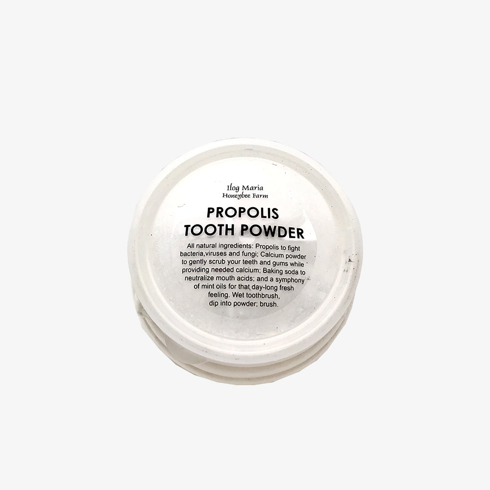 Propolis Tooth Powder