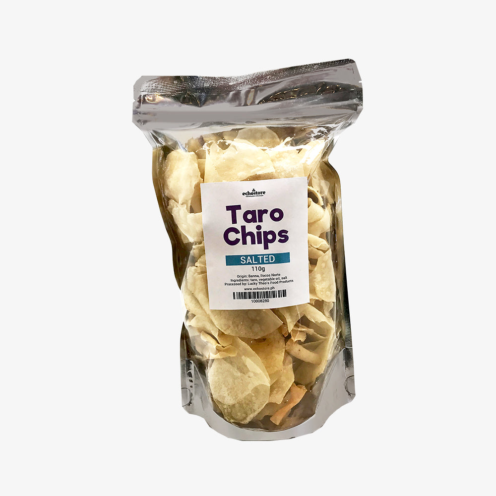 Taro Chips - Salted 110g