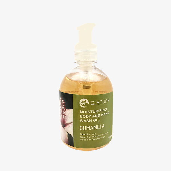 Gumamela Moisturizing Body and Hand Wash Gel 250ml