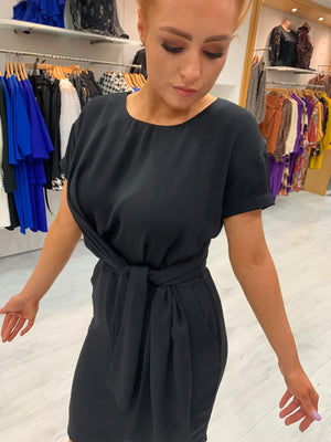 Kaffe Black Knot Dress