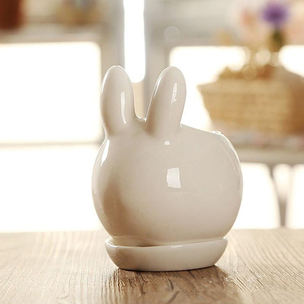 Gorgeous Bunny Planter