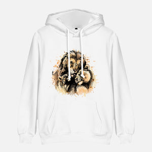 Exclusive Lion Family Hoodie