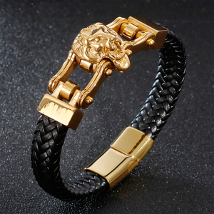Exclusive Top Quality Lion Bracelets