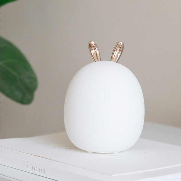 Adorable Bunny and Deer LED Lamps