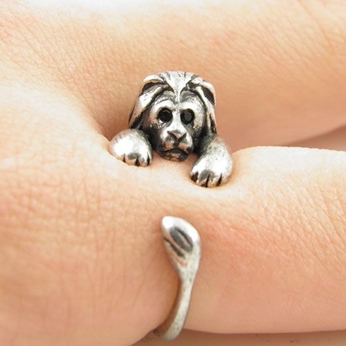Gorgeous Lion Adjustable Ring