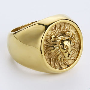 Exclusive Lion Rings