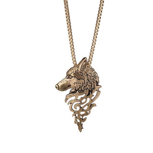 Gorgeous Wolf Necklaces