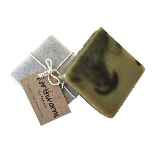 Earthworm Eco Products Basil, Tea Tree & Lime Soap