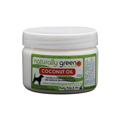 Naturally Green Coconut oil