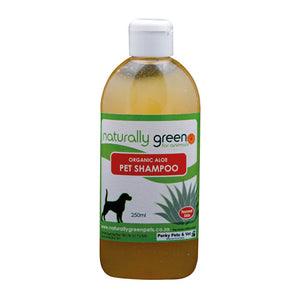 Naturally Green Organic Aloe shampoo - Normal