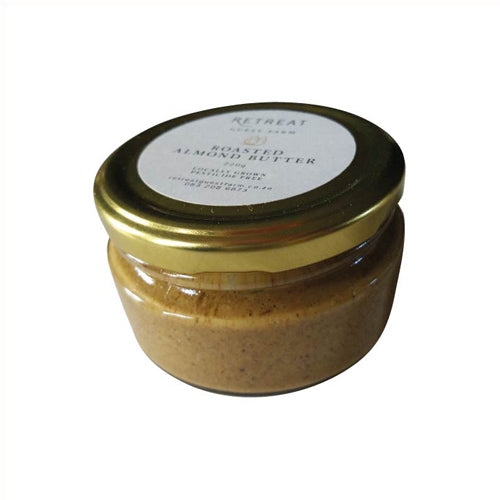 Retreat Guest Farm Roasted Almond Butter (220g)