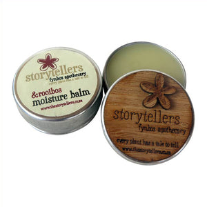 The Storytellers Rooibos & Buchu lip balm (25ml)