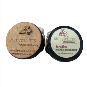 The Storytellers Soothing moisturiser with Rooibos & Agtdaegeneesbos (50ml)