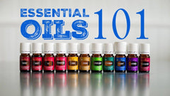 Life In Oils | Essential Oils 101 | Learn about Young Living therapeutic Grade Essential Oils