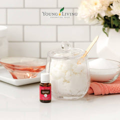young living essential oil starter kit | young living australia | grapefruit foot scrub