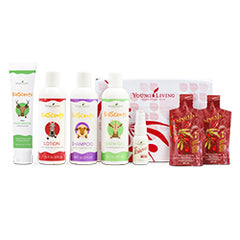 toxic free children's shampoo and body lotion | young living australia | ningxia red juice