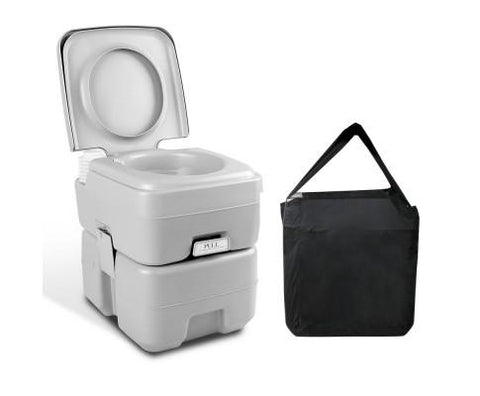 camping portable toilet | port a loo