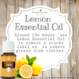 lemon essential oil | young living australia | essential oils afterpay