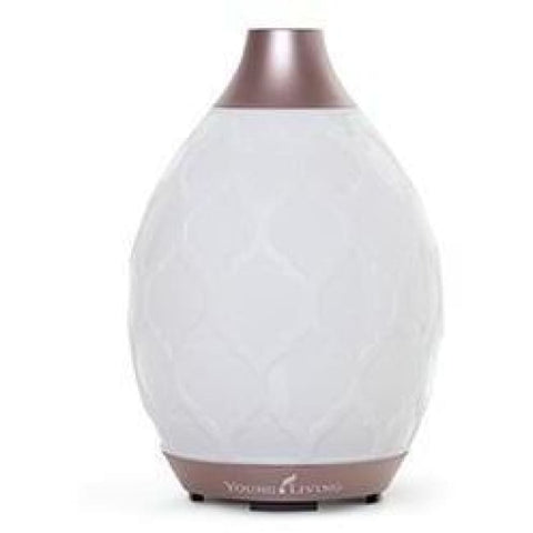 Young Living Diffuser | Desert Mist Diffuser - Includes Free 5Ml Lavender & 5Ml Lemon Diffuser