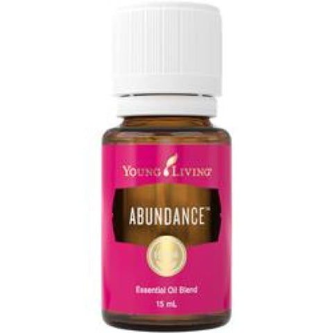 Young Living Essential Oils | Abundance 15Ml Young Living Oils - Blends