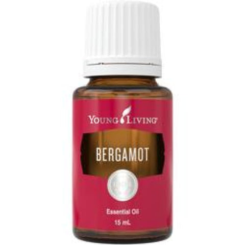 Young Living Essential Oils | Bergamot 15Ml Young Living Oils - Singles