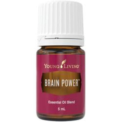 Young Living Essential Oils | Brain Power 5Ml Young Living Oils - Blends