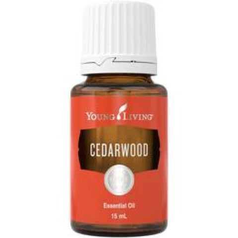 Young Living Essential Oils | Cedarwood Essential Oil 15Ml Young Living Oils - Singles