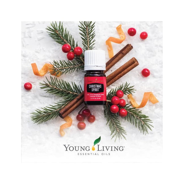 Young Living Christmas Spirit.Young Living Essential Oils Christmas Spirit 15ml