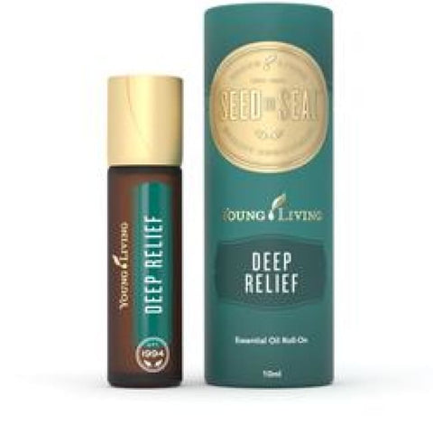 Young Living Essential Oils | Deep Relief Essential Oil Roll-On 10Ml Young Living - Roll On
