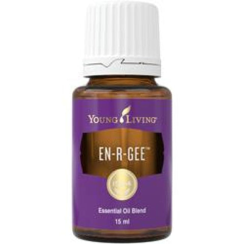 Young Living Essential Oils | En-R-Gee 15Ml Young Living Oils - Blends