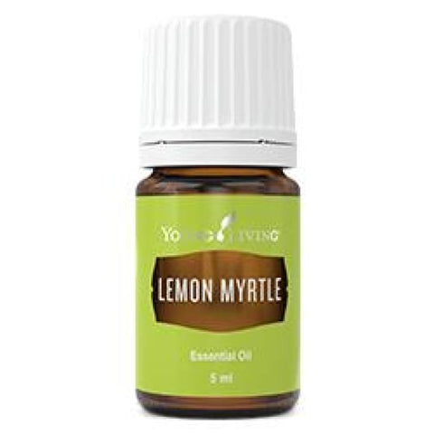 Young Living Essential Oils | Lemon Myrtle 5Ml Young Living Oils - Singles