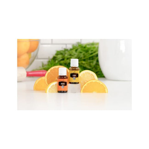 Young Living Essential Oils | Lemon & Orange 15Ml Young Living Oils - Singles